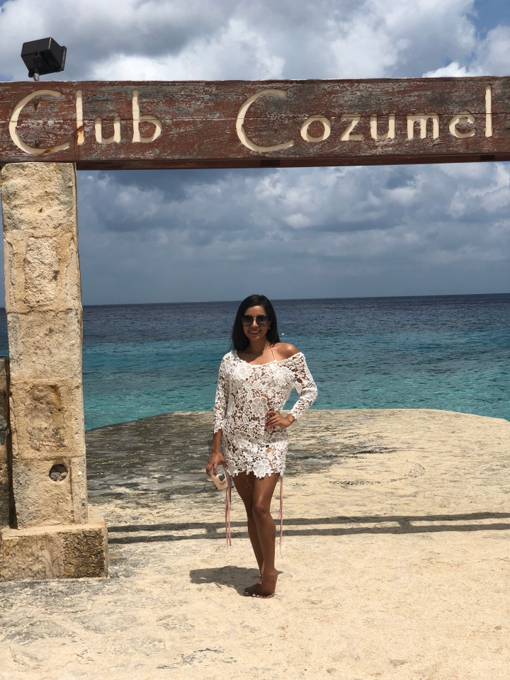 First Time Cruise to Cozumel