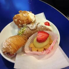 roman sweets