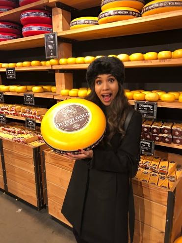 Dutch Cheese!