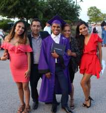 Baby Brother's Graduation